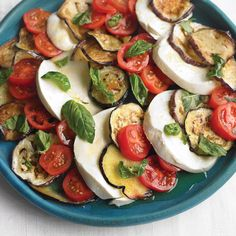 This salad also tastes great with grilled chicken added.