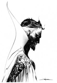 Strange by Jae Lee