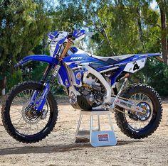 Cool Dirt Bikes, Mx Bikes, Dirt Bike Racing, Dirt Biking, Motorcross Bike, Motocross, Yamaha Motorcycles, Dual Sport, Baggers