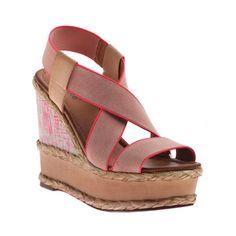 Bravado Wedge Pink,