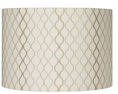 Embroidered Hourglass Lamp Shade 16x16x11 (Spider) - - Amazon.com