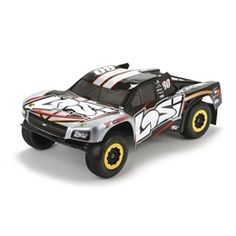 1/10 XXX-SCT 2WD Brushless SC Truck RTR with AVC™ Technology