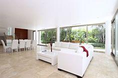 Salas de estilo Moderno por Enrique Cabrera Arquitecto