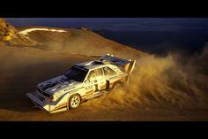 Pikes Peak und Audi Quattro: Flossen Hoch (Bildergalerie, Bild 4) - Auto Motor und Sport