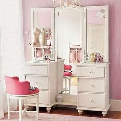 Dressing Table Designs With Full Length Mirror For Girls bedroom dressing table designs | design ideas 2017-2018