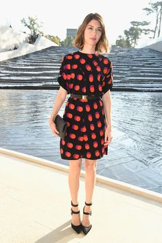 Sofia Coppola en Louis Vuitton http://www.vogue.fr/mode/look-du-jour/articles/sofia-coppola-en-louis-vuitton-5/24083