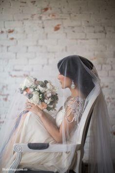 A Cinderella Waltz Wedding. Bridal Portrait, Bridal Profile, Hayley Paige