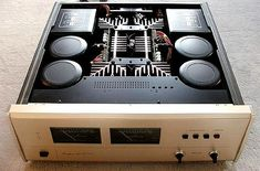 Accuphase P-400 monoblock power amplifier