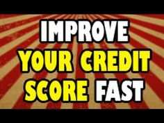 How To Improve Credit Score Fast.   Read the rest of this entry » https://durac.org/how-to-improve-credit-score-fast/ #HowToImproveCredit, #HowToImproveCreditScoreFast, #ImproveCreditScoreFast #CreditScoreVideos