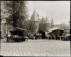 Nieuwmarkt, september 1902