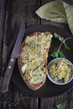 Cukkinis tojáskrém Quiche, Breakfast, Food, Morning Coffee, Quiches, Meals, Yemek, Morning Breakfast, Custard Tart
