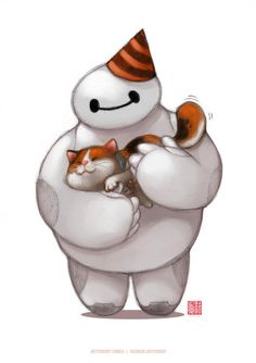 The+Cutest+Baymax+Fan+Art