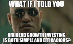 Dividend Growth Stock Meme
