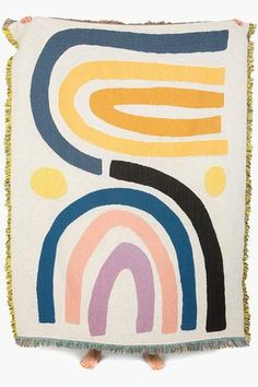 The Perry Throw was designed by Melbourne based textile designer Claire Ritchie. Like all of...
