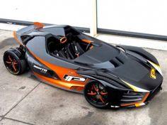 Donto P1 Cody Bolinger Kit Car Ideas