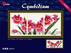 Орхидеи. Вышивка крестом. Обсуждение на LiveInternet - Российский Сервис Онлайн-Дневников
