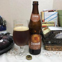 Receita do @leonardobotto vencedora do 1 Concurso Mestre Cervejeiro @eisenbahn. Dama do Lago. Belgian Dark Strong Ale. 9.0% ABV. Eisenbahn. Blumenau SC.  #cerveja #beer #cerveza #bier #birra #instabeer #craftbeer #beerporn #beerstagram #cheers #drinklocal #drinkcraftbeer #beertography #beerlovers #breja #igersrj #beermoba #mariacevada