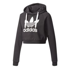 Women's Black Hoodies: Athletics & Originals | adidas US