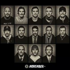 Boston Bruins Movember #Bruins