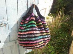 crochet Tasche