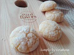 Simply by Cristina: Crinkles...de Limão!