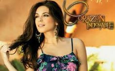 CORAZÓN INDOMABLE (weeknights at 7 p. ET on Univision) remains the worst telenovela I've seen this year: shallow, boring, repetitive and featuring . Ana Brenda Contreras, Mix Photo, Pinoy, Best Tv, Tv Series, Floral Tops, Actresses, Celebrities, People