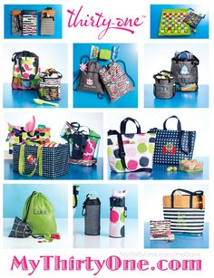 #31 Fun Spring & Summer 2018 Prints from Thirty-One Gifts. Be on the look out for... Pinch-Top Eye Glass Cases... Crossbody Thermal Totes... Cool Cinch Thermals... Mesh Mix Cinch Bag... In The Clear Tote & Zipper Pouch... Summer Fun Caddy... Bring A Bottle Thermals... Game On Set... Cool Zip Snackers. New prints include Slice of Summer, Going Gingham, On The Spot and more. See everything on MyThrityOne.com/PiaDavis or find your consultant in the upper right corner.