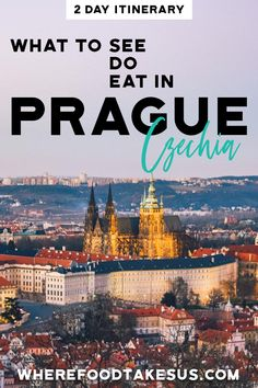 The ultimate 2 day itinerary to Prague that your senses and taste buds will love! From the famous sites in town a few lesser traveled gems, we walk you through Prague and share some tips for your fun 48 hours! Europe Travel Guide, Italy Travel, Travel Guides, Travel Destinations, Shopping Travel, Budget Travel, Mall Of America, North America, Beach Trip