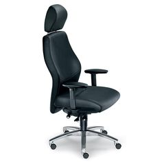 Shape Executive Office Chairs have ergonomically shaped cushions covered in the finest premium leather ensuring the greatest possible comfort when sitting. Office Management, Executive Office Chairs, Office Set, Swivel Chair, In The Heights, Cushions, Shapes, Touch, Easy