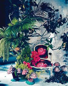 Interior inspiration: create an enchanted forest at home - Vogue Living
