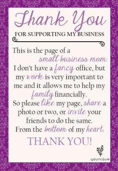 I greatly appreciate all of your interest in my Mary Kay business!, I greatly appreciate all of your interest in my Mary Kay business! Younique Party Games, Small Business Quotes, Business Ideas, Salon Business, Business Goals, Business Motivation, Business Marketing, Business Cards, Story Starter