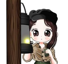 Kpop Fanart, Descendants Of The Sun Wallpaper, Goong Yoo, Korean Art, Korean Drama, Cute Cartoon Wallpapers, Picts, Anime Chibi, Cute Drawings