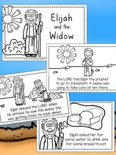 elijah and the widow craft ideas 1000 images about elijah elisha on bible 7707