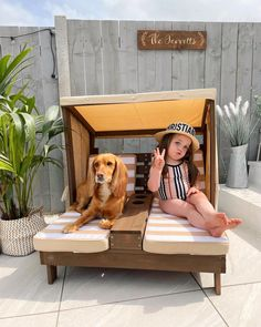 """Marlowe Blake 👑 on Instagram: """"Holiday vibes…. At home 🌴☀️🍹 Thank you @scandiborn for the amazing lounger! #holidayvibes #holidayathome #summervibes #chilling #gift"""" 7 Month Olds, Summer Memories, Summer Vibes, Toddler Bed, Seasons, Photo And Video, Chilling, Professor, Amazing"""