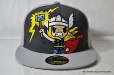 Marvel thor new era hat