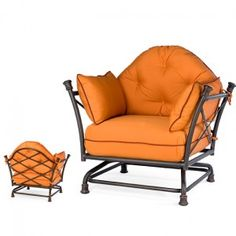 Rocking Lounge Chair TR 2105L