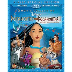 Let your kids watch Pocahontas