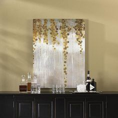 """Reception area art Wall colour - add this to grey colour theme pin or instead of the green colour in """"office pain colours"""" pin"""
