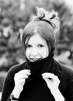 Carrie Fisher, Los Angeles, 1978
