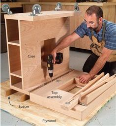 AW Extra 2/7/13 - Mobile Router Center - Popular Woodworking Magazine