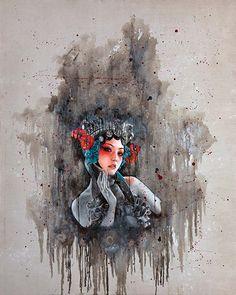 BLACK CLOTH No. 3, Chang Lei - 2012