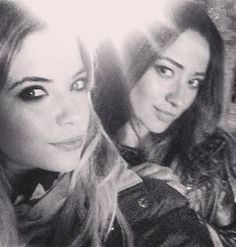 Pretty Little Liars Season 4: Ashley Benson #DressAppTV