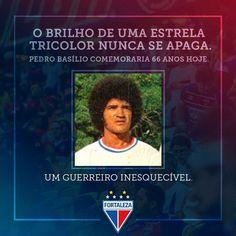 O mito não está mais em corpo conosco, mas sua memória é eterna! Se vivo, Pedro Basílio completaria 66 anos hoje. #PedroBasílioEterno