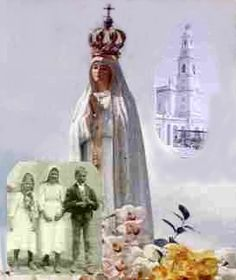 the children who saw the mother Mary in Fatima Portugal
