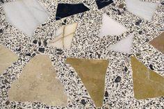 Terrazzo Marble Gueridon, France, circa 1960 5