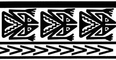 Iconografia y Diseños Indígenas Argentinos