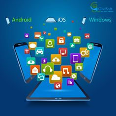 #MobileApplicationDevelopment #Android #iOS #Windows