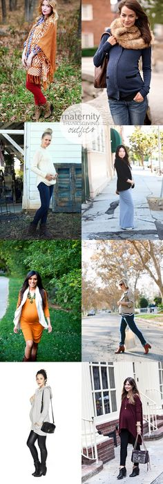 Maternity Outfits for Thanksgiving | comfy, cozy & stylish ideas for mamas-to-be. #maternity #pregnancy #thanksgiving