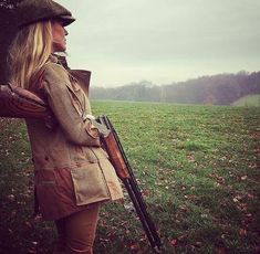 guns for women Countryside Fashion, Country Fashion, Clay Pigeon Shooting, Country Wear, Country Life, Country Style, Best Concealed Carry, Women's Shooting, Bcbg