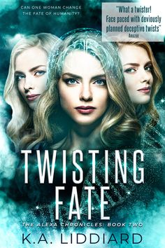 Twisting Fate is the second book in the Alexa Chronicles, a suspense filled series that weaves near future science and a global conspiracy into a fast-paced thriller that will keep you turning the pages after midnight. #technothriller #scifithriller #greatreadsforwomen #romanticsuspense Karen Ann, Master Class, Sci Fi Thriller, Near Future, Author, December, Language, English, Books
